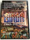 Ginga -  A brazil játék öröme (1DVD)