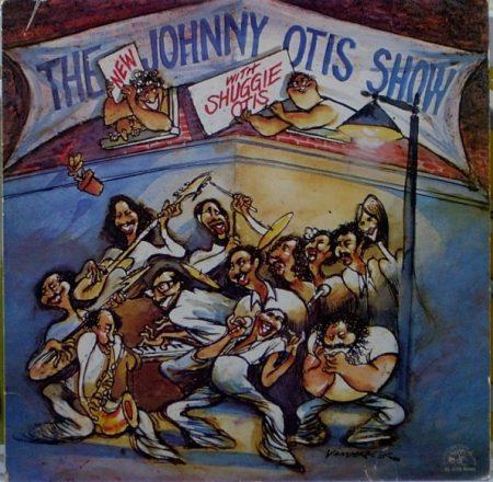 Otis, Johnny: The New Johnny Otis Show With Shuggie Otis (1981) (1CD) (Alligator Records) (Made In U.S.A.)