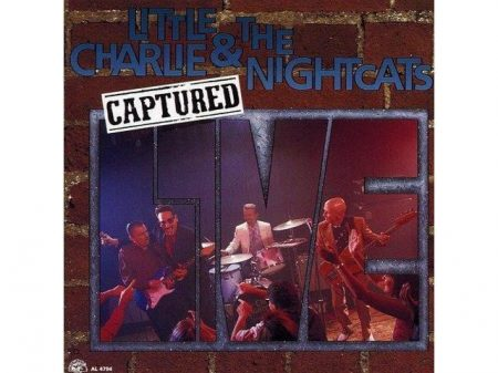 Little Charlie & The Nightcats: Captured Live (1CD) (Made In U.S.A.)