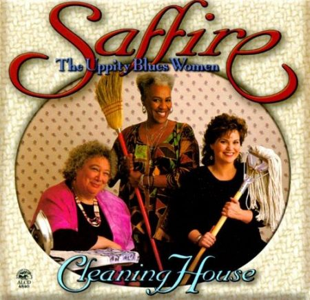 Saffire - The Uppity Blues Women: Cleaning House (1CD) (Made In U.S.A.)