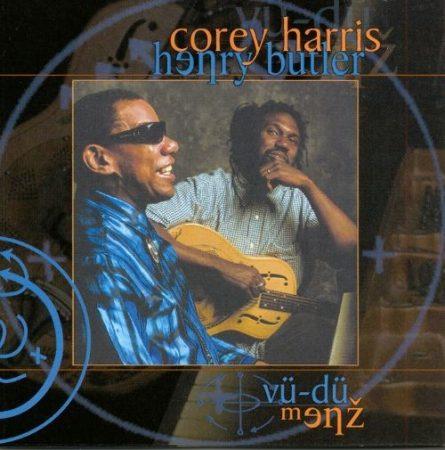 Harris, Corey & Henry Butler: Vü-Dü Menz (1CD) (Made In U.S.A.)