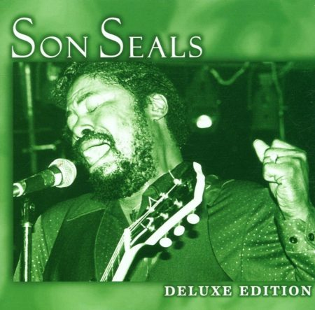 Seals, Son: Son Seals (2002) (1CD) (deluxe edition) (Alligator Records) (Made In U.S.A.)