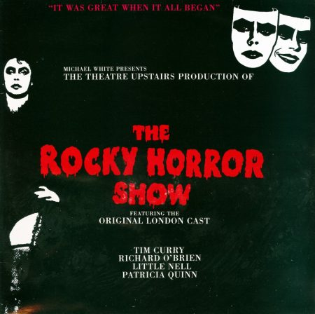 Rocky Horror Picture Show, The - Musical (1973) (1CD) (Original London Cast)