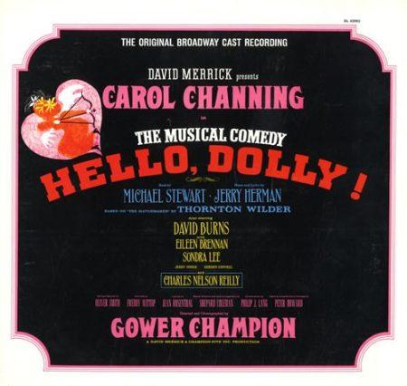 Hello, Dolly! - Musical (1964) (1CD) (Original Broadway Cast) (használt példány)