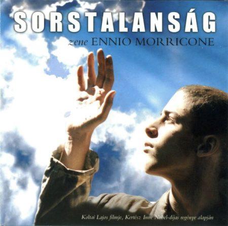 Sorstalanság - Filmzene (1CD) (Ennio Morricone) (használt példány)