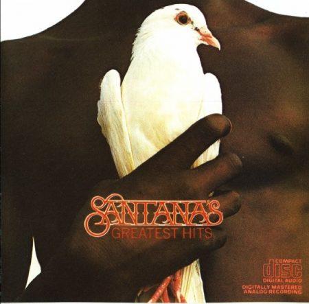 Santana: Greatest Hits (1974) (1CD) (Columbia / CBS) (Made In U.S.A.)