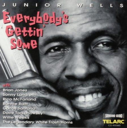 Wells, Junior: Everybody's Gettin' Some (1CD)