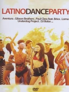 Latino Dance Party (1DVD) 2005