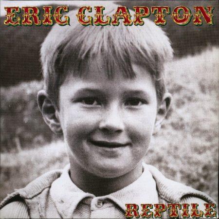 Clapton, Eric: Reptile (1CD)