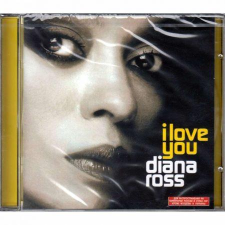 Ross, Diana: I Love You (1CD)