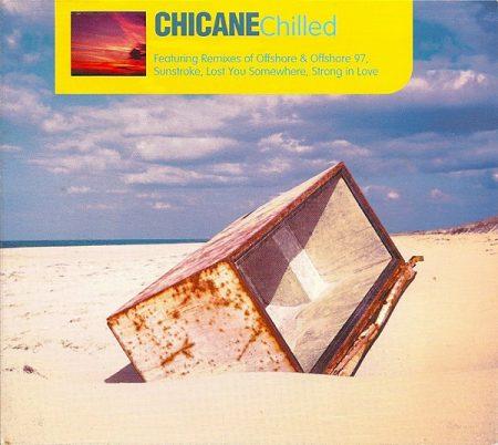 Chicane: Chilled EP. (1CD) (digipack) (használt példány)