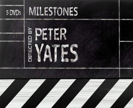 Csak a férjem meg ne tudja (magyar vonatkozás nélkül) / Támadás a Krull bolygó ellen / Gyanúsított, A / Mélység, A / Öltöztető, Az (5DVD box) (Peter Yates Milestones) (DVD díszkiadás)