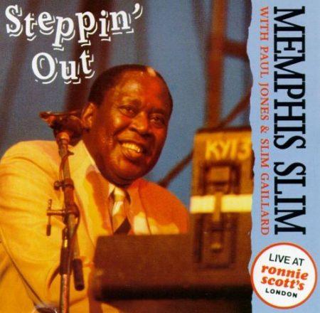 Slim, Memphis: Steppin' Out (1985) (1CD) (Castle Communications)