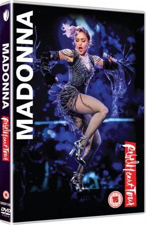 Madonna: Rebel Hearth Tour (1DVD) (2007)