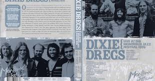 Dixie Dregs: Live at Montreux 1978 (1DVD)