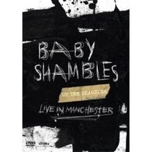 Babyshambles ‎– Up The Shambles - Live In Manchester (1DVD) (2007)