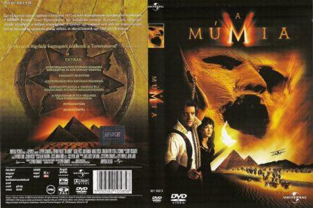 Múmia 1. (1999) (1DVD) (Brendan Fraser) (Universal kiadás) (felirat)