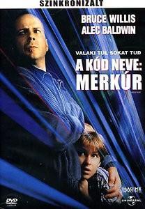 Kód neve: Merkúr, A (1DVD)
