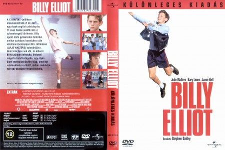 Billy Elliot (2000) (1DVD) (különleges kiadás) (Stephen Daldry) (Universal kiadás) (szinkron)( használt )