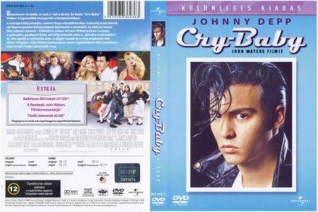 Cry-Baby (1DVD) (Johnny Depp) (Universal kiadás) (szép állapotú példány)