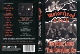 Motörhead: Live Everything Louder Than Everything Else (1DVD)