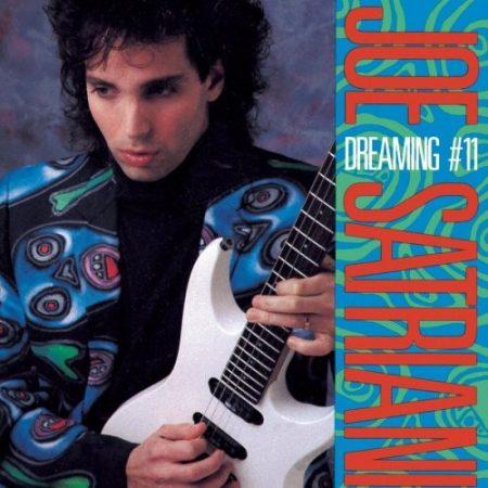 Satriani, Joe: Dreaming #11 EP. (1CD)