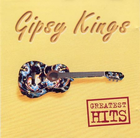 Gipsy Kings: Greatest Hits (1994) (1CD) (Columbia / Sony Music Entertainment)