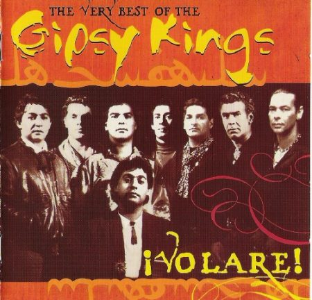Gipsy Kings: Volare! - The Very Best Of (1999) (2CD) (Columbia / Sony Music Entertainment) (használt,  karcos példány)