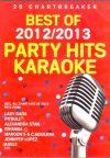 Best Of 2012 / 2013 Party Hits Karaoke (1DVD)