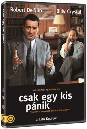 Csak egy kis pánik (1DVD) (Robert De Niro - Billy Crystal)( szinkron )