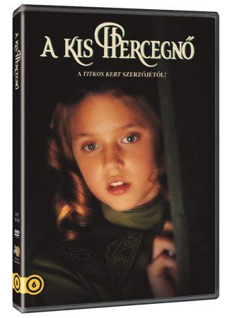 Kis hercegnő, A (1995 - A Little Princess) (1DVD) (Liesel Matthews)