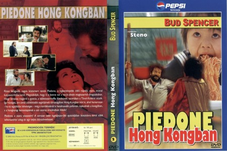 Piedone Hong Kongban (1DVD) (Bud Spencer - Terence Hill filmek)