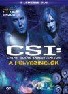 C.S.I. - A helyszínelők 1. évad/ 1. ( 3DVD box ) (digipack)