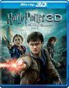 Harry Potter 7. - A halál ereklyéi 2. rész 3D (Blu-ray 3D+Blu-ray) (Warner Home Video kiadás) (A 3D-s változat magyar vonatkozás nélkül) (angol kiadás)
