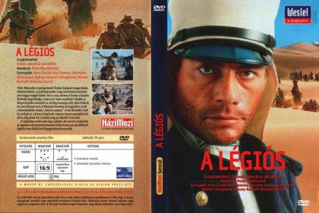 Légiós, A (1DVD) (Jean-Claude Van Damme)