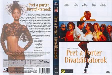 Pret-a-Porter - Divatdiktátorok (1DVD)