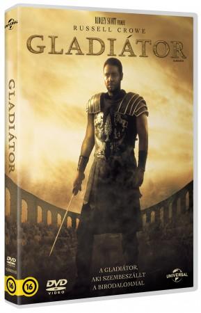 Gladiátor (2000 - Gladiator) (1DVD) (rendezői változat) (Russell Crowe) (Oscar-díj) (szinkron)