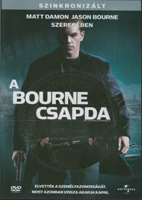 Bourne-csapda, A (1DVD) (Select Video kiadás)
