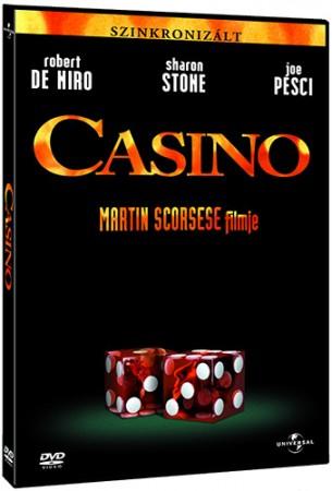 Casino (1DVD) (Select Video kiadás)