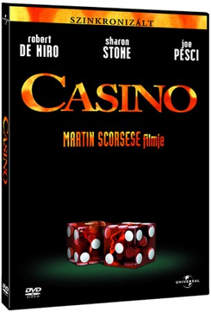 Casino (1DVD) (Select Video kiadás)