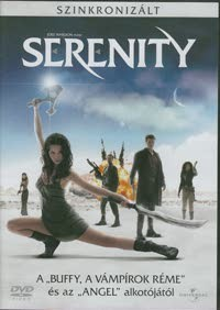 Serenity (1DVD) (Select Video kiadás)