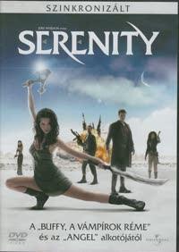 Serenity (1DVD) (Select Video kiadás)