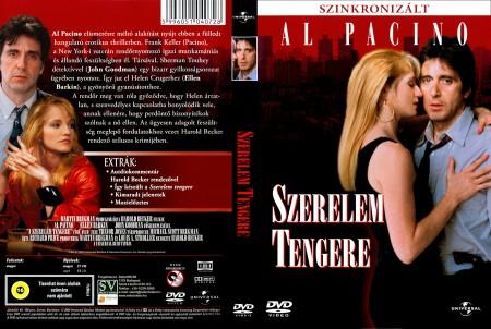 Szerelem tengere (1DVD) (Al Pacino) (Select Video kiadás) (szinkron)