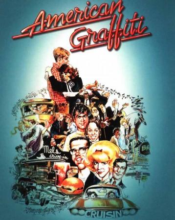 American Graffiti 1. (1DVD) (Select Video kiadás)