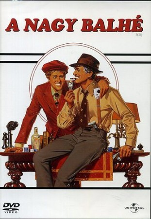 Nagy balhé, A (1973 - The Sting) (1DVD) (Robert Redford) (Oscar-díj)