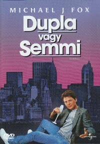 Dupla vagy semmi (1987 - The Secret Of My Success) (1DVD) (Michael J. Fox)