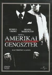 Amerikai gengszter (1DVD) (mozi és bővített változat)