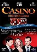 Casino / Veszett Kutya és Glória (2DVD)