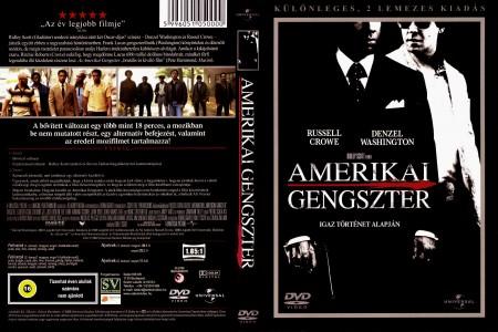 Amerikai gengszter (2DVD) (mozi és bővített változat)