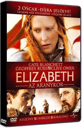 Elizabeth 2. - Az aranykor (1DVD) (Cate Blanchett)